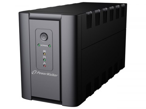 UPS POWERWALKER LINE-INTERACTIVE 2200VA 2X 230V PL + 2X IEC OUT, RJ11/RJ45 IN/OUT, USB