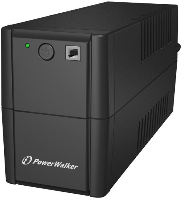 UPS POWERWALKER LINE-INTERACTIVE 850VA 2X 230V PL OUT, RJ11 IN/OUT, USB