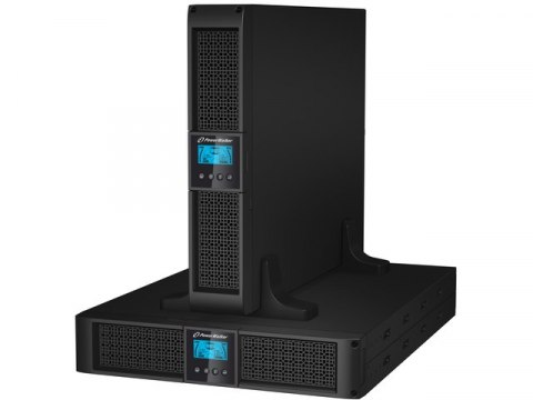 "UPS RACK 19"" POWERWALKER ON-LINE 1000VA 8X IEC OUT, USB/RS-232, LCD, TOWER"