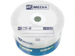 CDR MY MEDIA 700MB WRAP (SPINDLE 50)